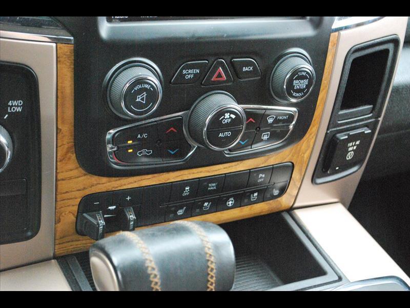 2013 RAM 1500 Laramie Longhorn Edition Crew Cab SWB 4WD