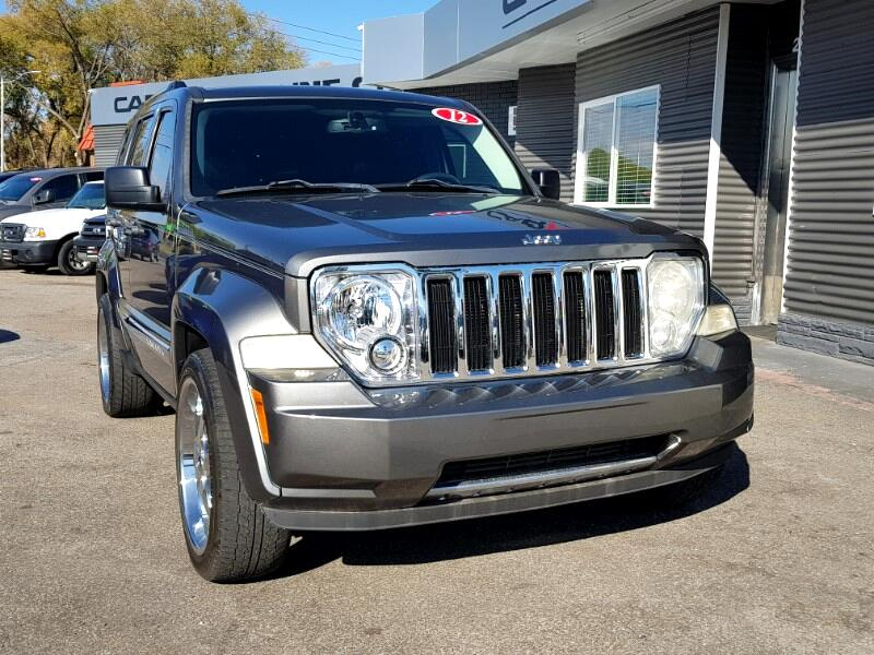 2012 Jeep Liberty 4dr Limited