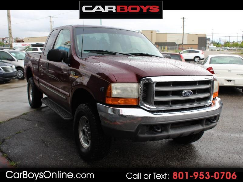 2000 Ford F-250 SD Lariat