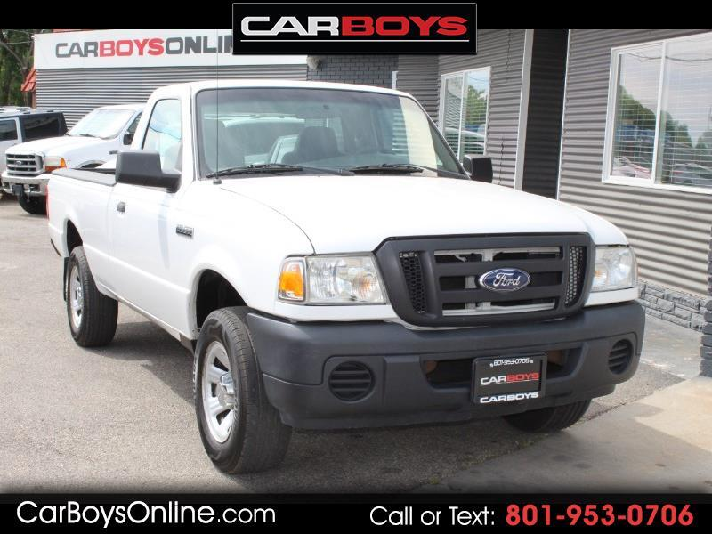 2008 Ford Ranger XL Reg. Cab Long Bed 2WD