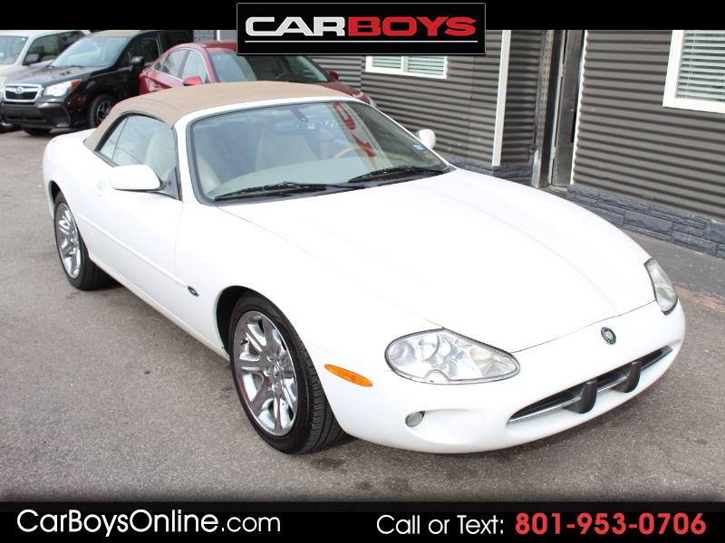 Jaguar XK8 Convertible 2000