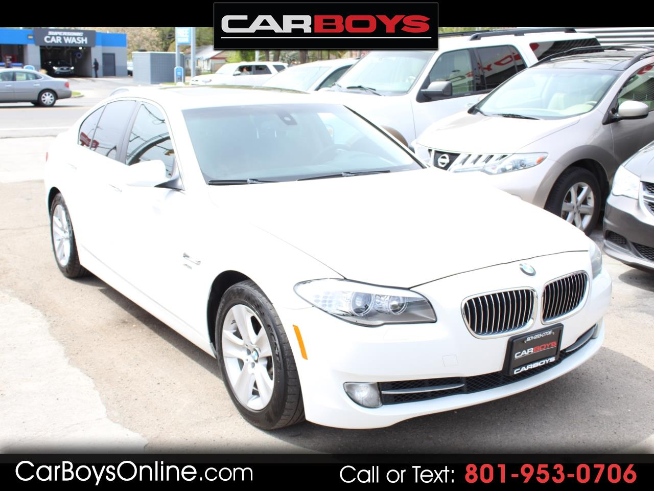 BMW 5 Series 528xi 2012