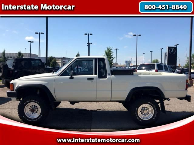 1985 Toyota Pickup Deluxe XtraCab 4WD