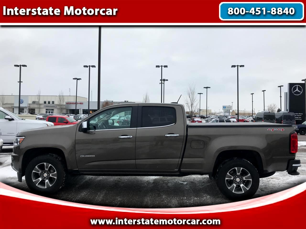 2015 Chevrolet Colorado 4WD Crew Cab 140.5