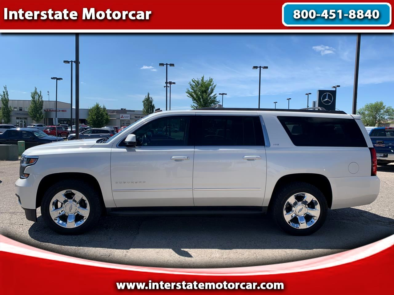 Used 2015 Chevrolet Suburban 4wd 4dr Lt For Sale In Fargo Nd 58103