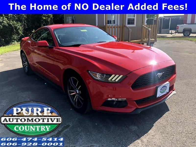 2017 Ford Mustang 2dr Coupe