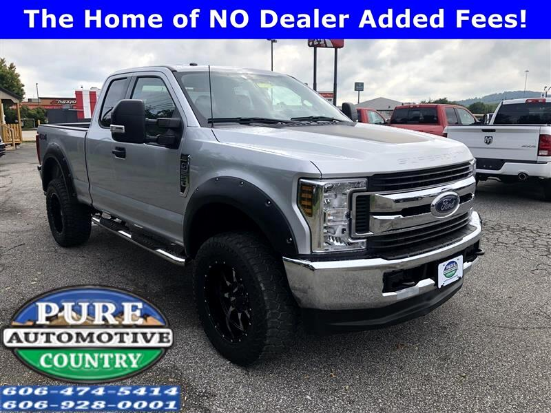 2018 Ford F-250 XLT SuperCab Long Bed 4WD