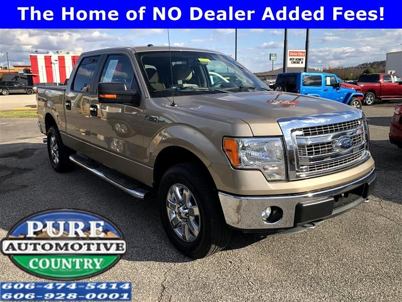 2014 Ford F-150 4WD SuperCrew 150