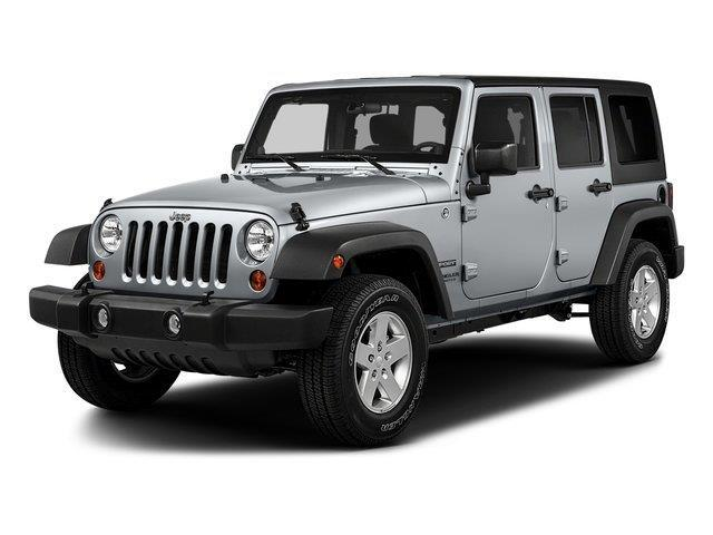 2017 Jeep Wrangler Unlimited Unlimited Sport 4WD