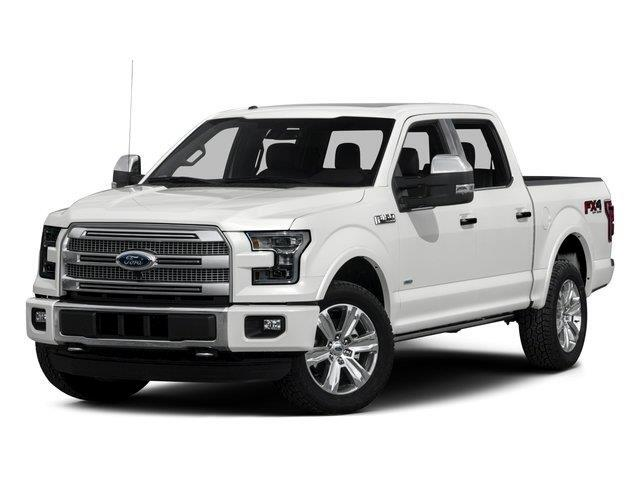 2015 Ford 150 XL SuperCrew 5.5-ft. Bed 4WD
