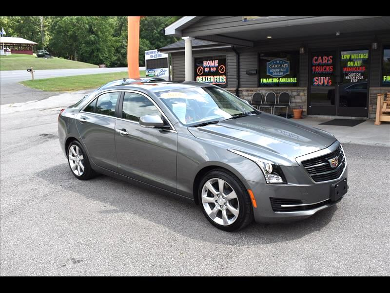 Cadillac ATS Sedan 2.5L Luxury RWD 2016
