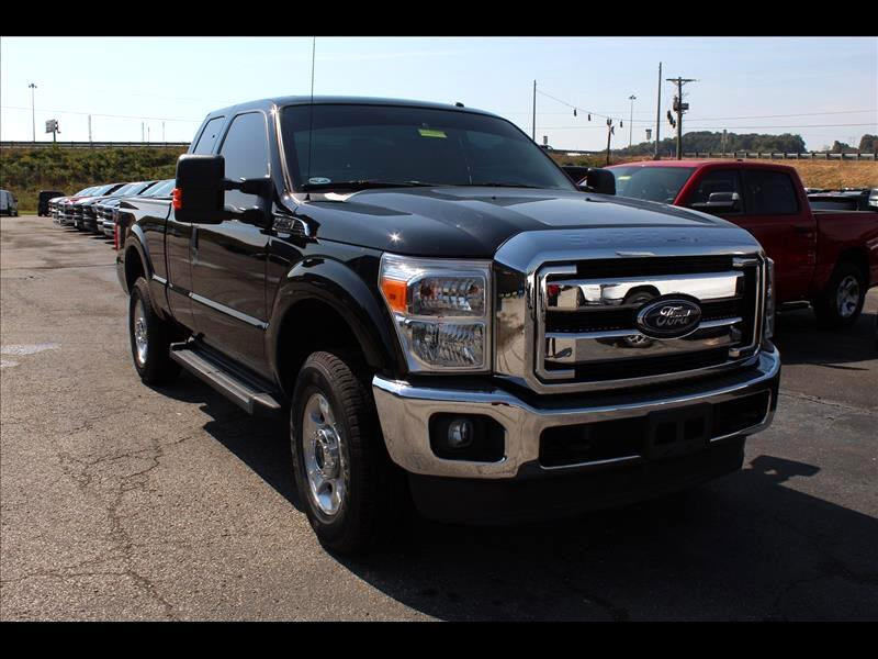 2016 Ford F-250 XL SuperCab Long Bed 4WD