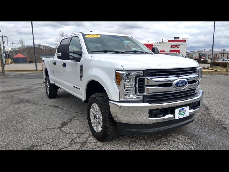 Ford F-250 King Ranch Crew Cab 4WD 2018