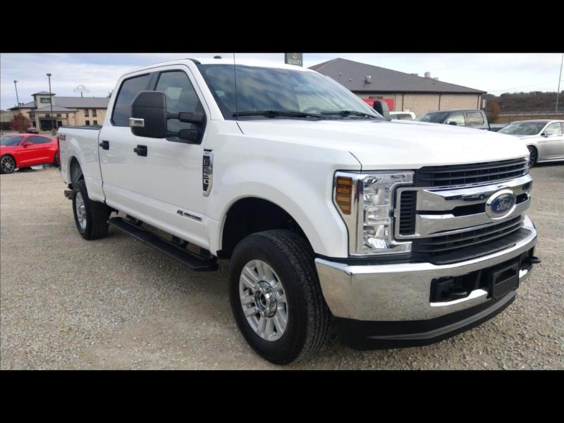 Ford F-250 King Ranch Crew Cab 4WD 2019