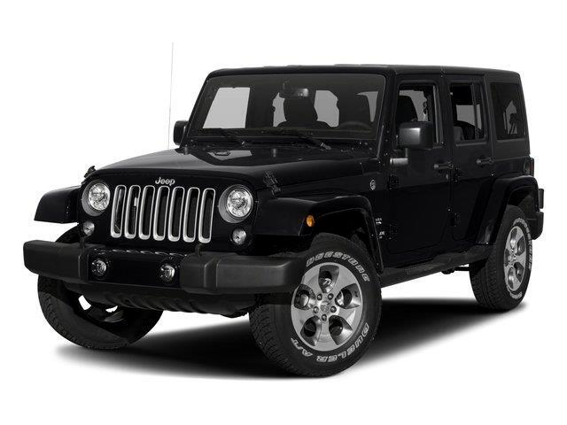 Jeep Wrangler Unlimited Unlimited Sahara 4WD 2017