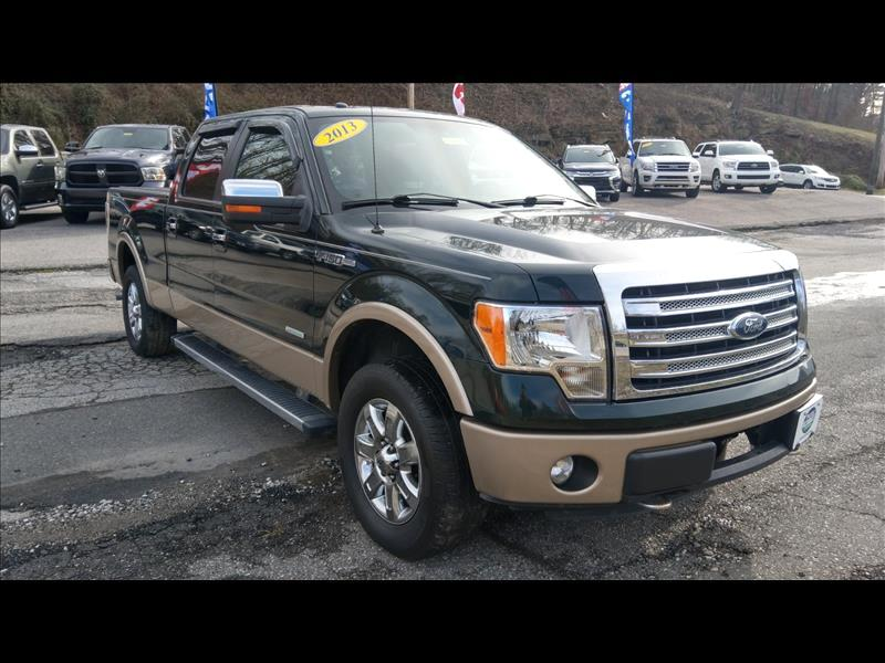 Ford 150 XLT SuperCrew 6.5-ft. Bed 4WD 2013