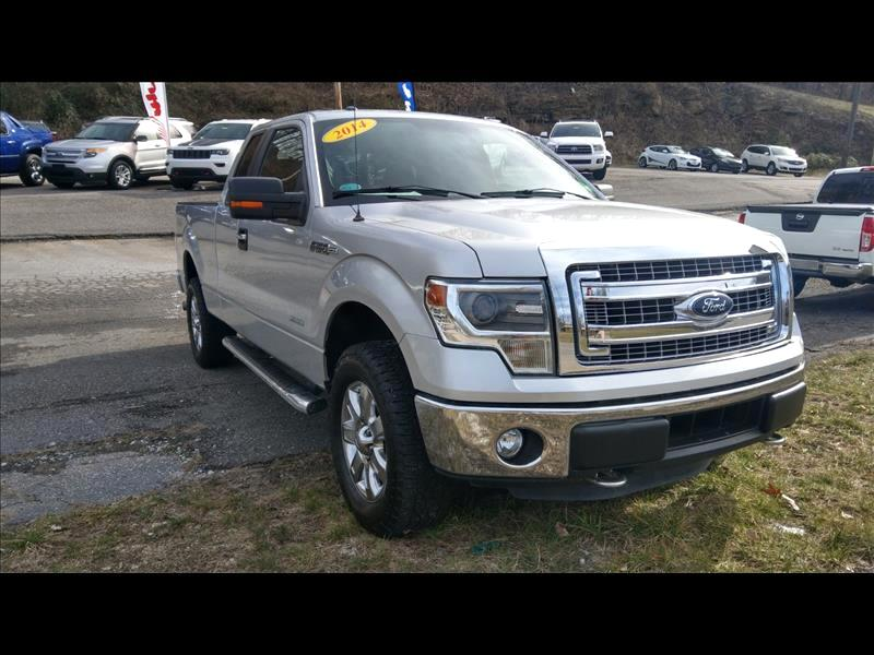 Ford 150 XLT SuperCab 6.5-ft. Bed 4WD 2014