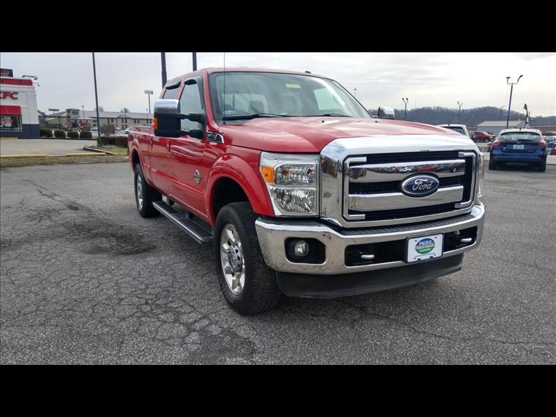 Ford F-250 XLT Crew Cab Long Bed 4WD 2011