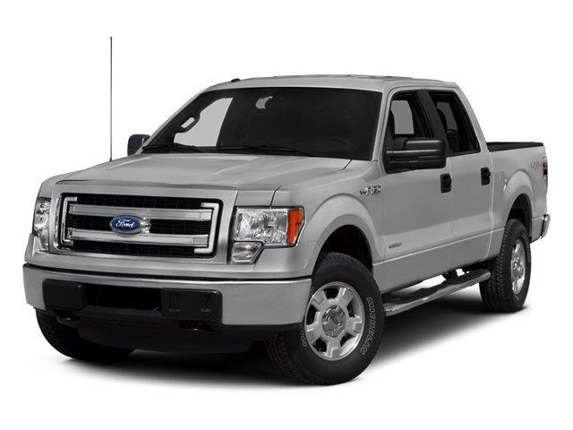 Ford 150 Platinum SuperCrew 6.5-ft. Bed 4WD 2014