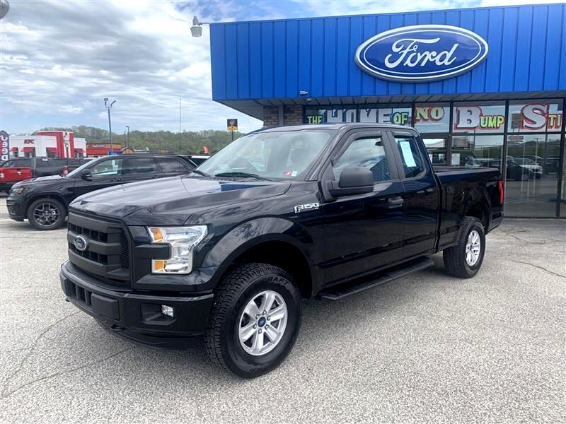 Ford 150 Lariat SuperCab 6.5-ft. Bed 4WD 2015