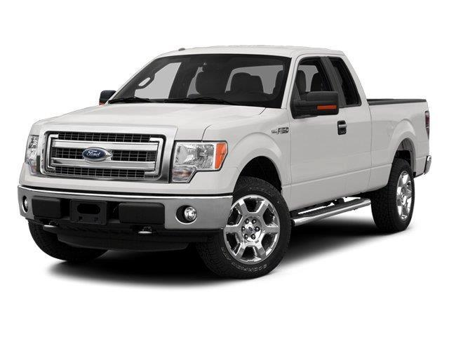 Ford 150 XLT SuperCab 8-ft. Bed 4WD 2013