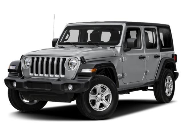 Jeep Wrangler Unlimited Unlimited Sport 2019