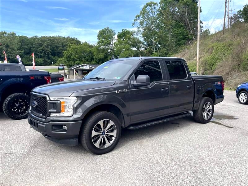 Ford 150 XLT SuperCrew 6.5-ft. Bed 4WD 2020