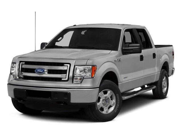 """2014 Ford 150 4WD SuperCrew 145"""" XL"""