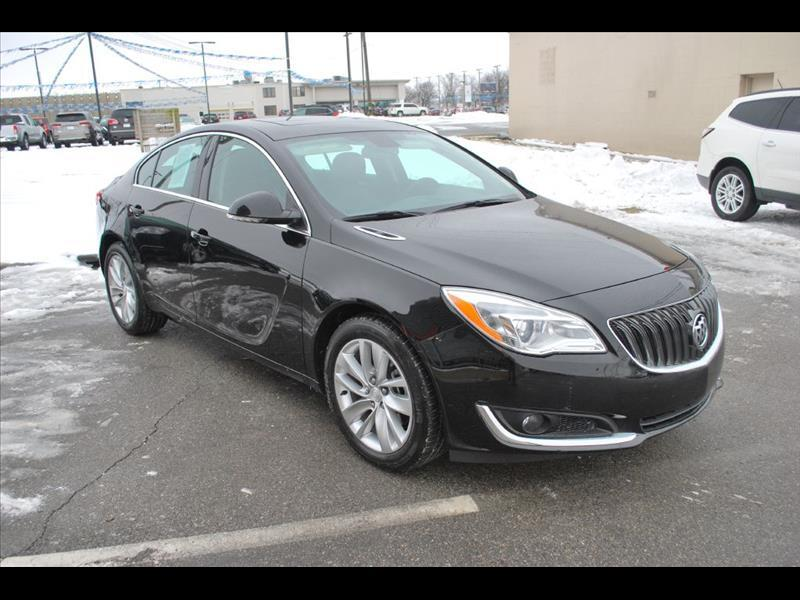 2016 Buick Regal Turbo FWD