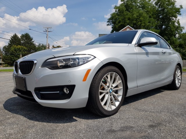 2016 BMW 2-Series 228i xDrive SULEV Coupe