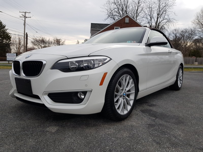 2015 BMW 2-Series 228i Convertible
