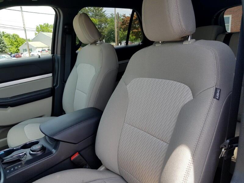 2018 Ford Explorer Base 4WD