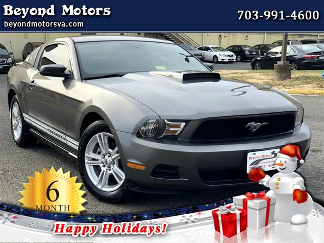 2010 Ford Mustang COUPE 4.0