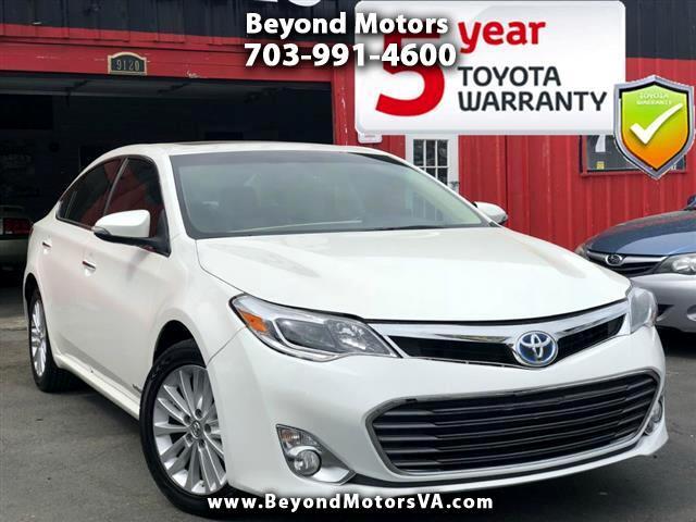 2014 Toyota Avalon Hybrid HYBRID XLE