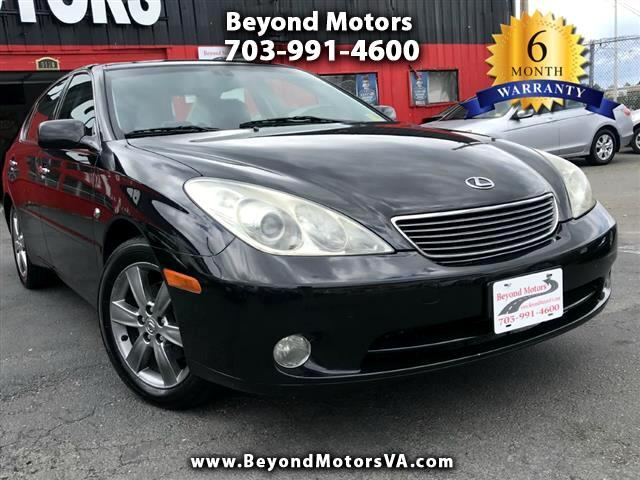 2006 Lexus ES 330 330 BLK DIAMOND EDITION