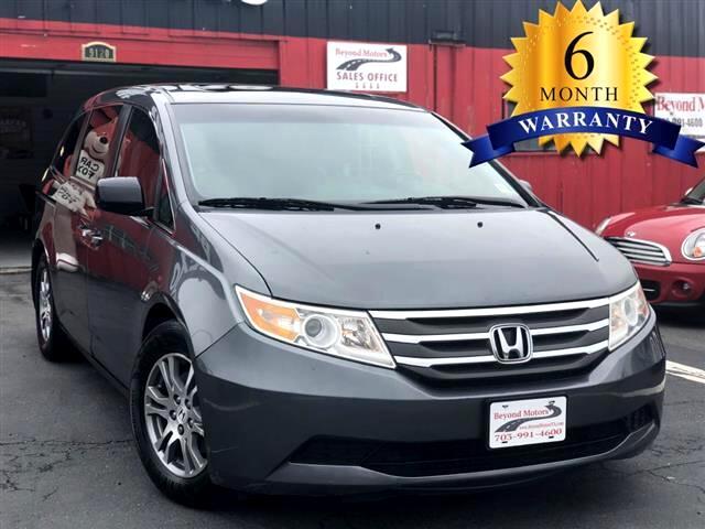 2011 Honda Odyssey EXL