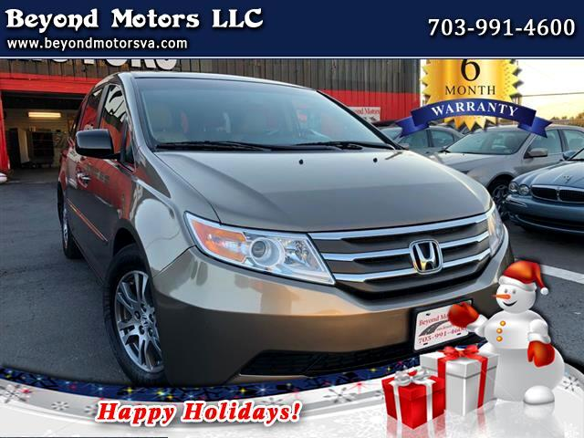 2011 Honda Odyssey EXL W NAVIGATION