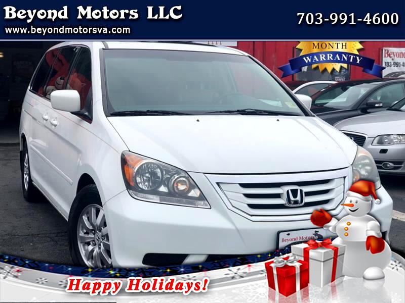 2010 Honda Odyssey EXL W/DVD