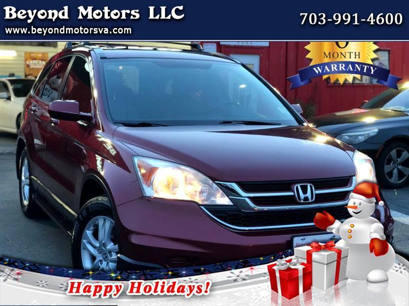 2010 Honda CR-V EXL