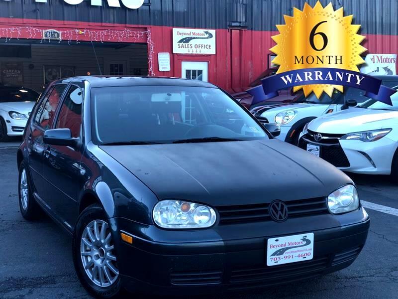 2004 Volkswagen Golf GLS