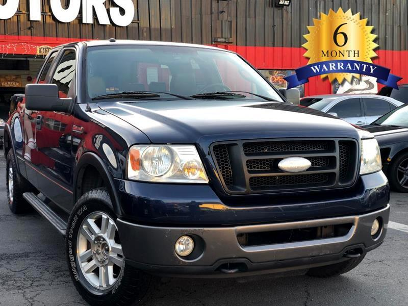 2006 Ford F-150 FX4 EXTENDED CAB