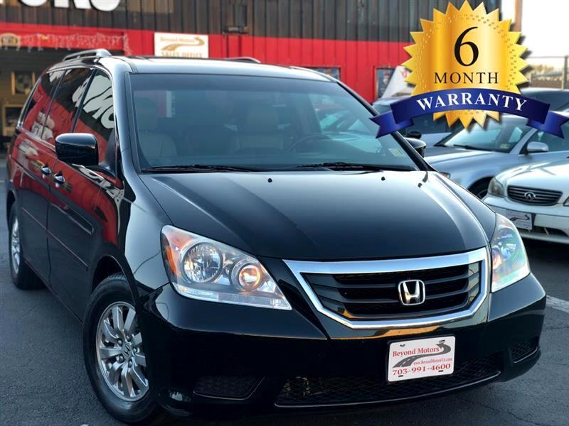 2010 Honda Odyssey EX-L WITH DVD