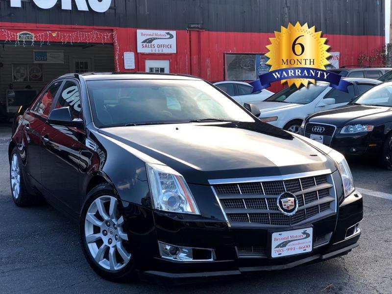 2009 Cadillac CTS PREMIUM AWD V6