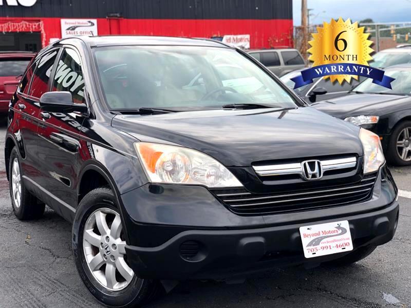 2007 Honda CR-V EXL W/NAV