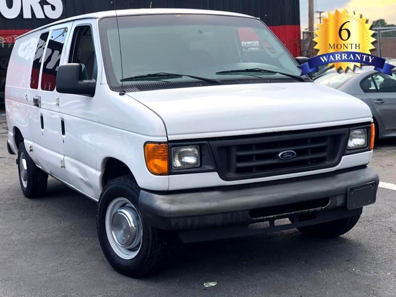 2006 Ford Econoline E250 CARGO VAN