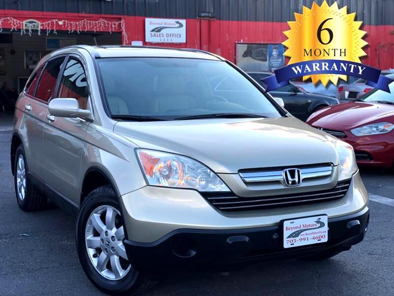 2009 Honda CR-V EXL W/NAVIGATION