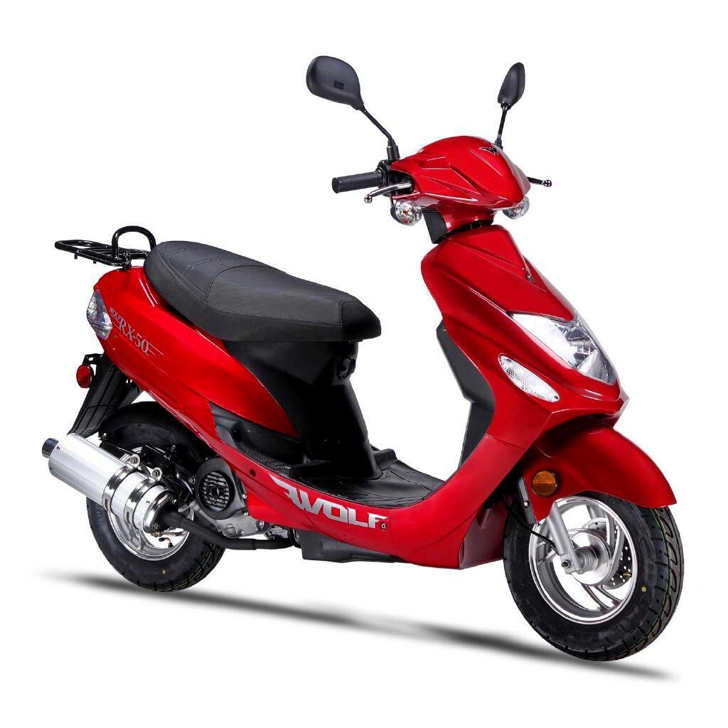 Taizhou Zhongneng Motorcycle Co RX-50  2021