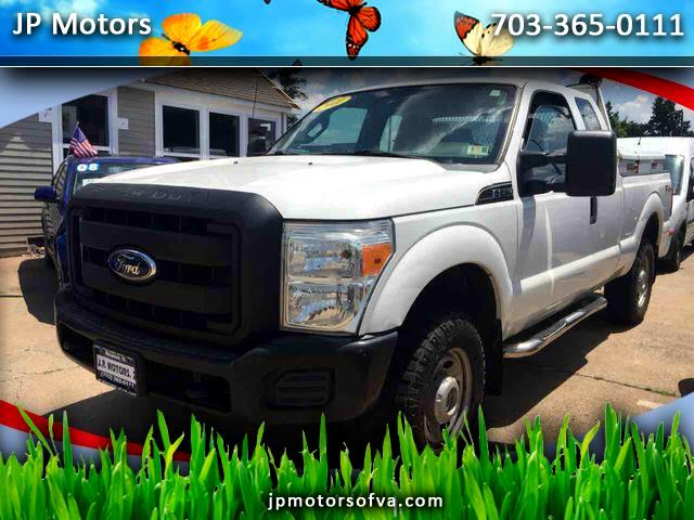 2011 Ford F-250 Lariat SuperCab 4WD
