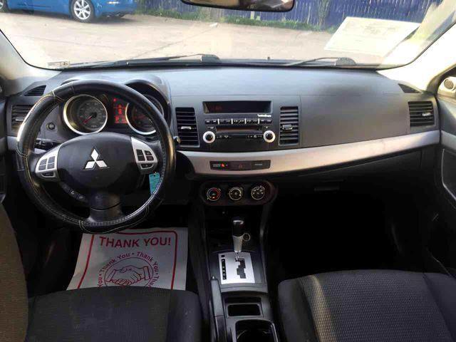 2008 Mitsubishi Lancer DE
