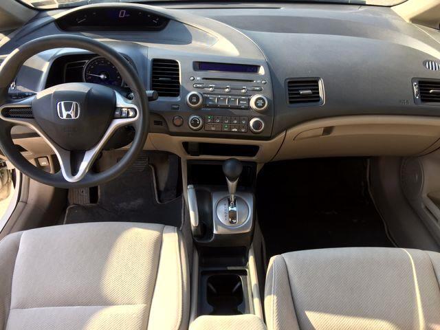 2009 Honda Civic LX Sedan 5-Speed AT